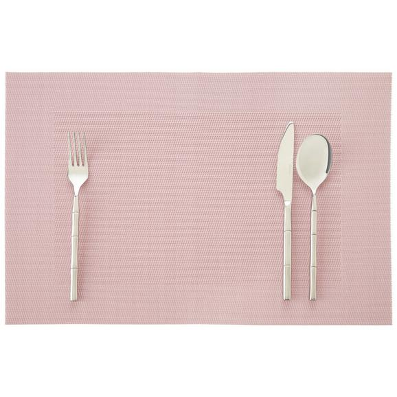 Pogrinjek Ralph - roza/turkizna, tekstil (45/30cm) - Mömax modern living