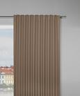 Zavesa Z Zankami Outdoor - peščena, Konvencionalno, tekstil (140/270/cm) - Mömax modern living