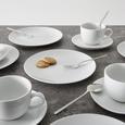 Kaffeeservice New Sweet Basic 18-teilig - MODERN (4,08kg) - Gallo Design