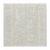 Badematte Uwe Weiß 50x50cm - Weiß, Textil (50/50cm) - Mömax modern living