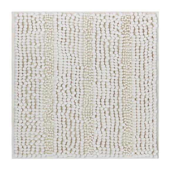 Kopalniška Preproga Uwe - bela, tekstil (50/50cm) - Mömax modern living