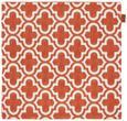 Kissenhülle Mary Stick Terra Cotta,45x45cm - Terra cotta, MODERN, Textil (45/45cm) - Mömax modern living