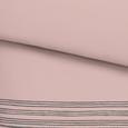 Bettwäsche Alessio Rosa 140x200cm - Rosa, KONVENTIONELL, Textil (140/200cm) - Mömax modern living