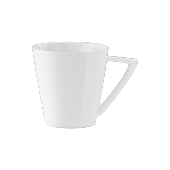 Skodelica Za Kavo Pura - bela, Trendi, keramika (0,18l) - Mömax modern living