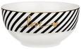Müslischale Gloria aus Keramik Ø ca. 14cm - Goldfarben/Schwarz, MODERN, Keramik (14/7cm) - Mömax modern living