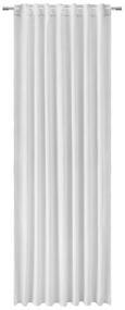 Leinenvorhang Nikita ca.140x245cm - Weiß, Textil (140/245cm) - Mömax modern living