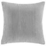 Kissen Layla 45x45cm - Hellgrau, MODERN, Textil (45/45cm) - Mömax modern living