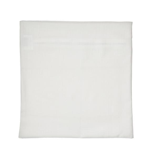 Kissenhülle Leinenoptik, ca. 50x50cm - Naturfarben, KONVENTIONELL, Textil (50/50cm) - Premium Living