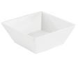Schüssel Ginza in Weiß aus Keramik - Weiß, KONVENTIONELL, Keramik (14/7/14cm) - Mömax modern living