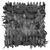 Zierkissen Fancy in Grau ca. 40x40cm - Grau, MODERN, Textil (40/40cm) - Mömax modern living