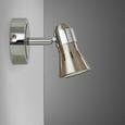 Strahler Harvey - Chromfarben/Nickelfarben, MODERN, Metall (8/14/10cm) - Bessagi Home