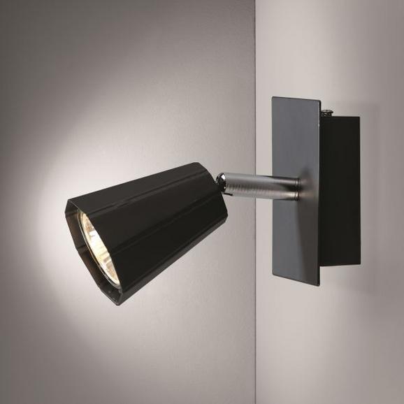 LED-Strahler Ingo - Schwarz, MODERN, Metall (10/10/12cm) - Mömax modern living