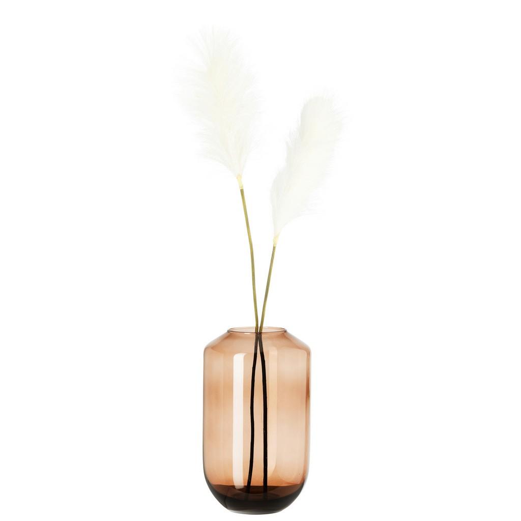Vase Hazel aus Glas Ø ca. 19,5cm