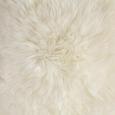 Kissen Leander ca.45x45cm in Weiß - Weiß, MODERN (45/45cm) - Bessagi Home