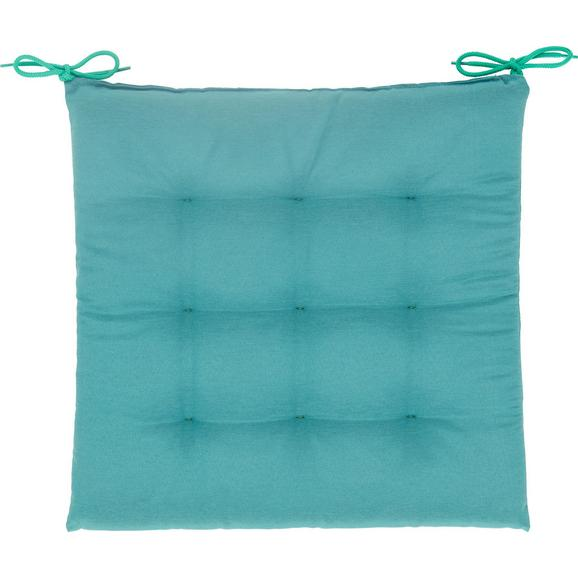 Sedežna Blazina Anita -ext- - zeleni žad, tekstil (40/40/4cm) - Mömax modern living