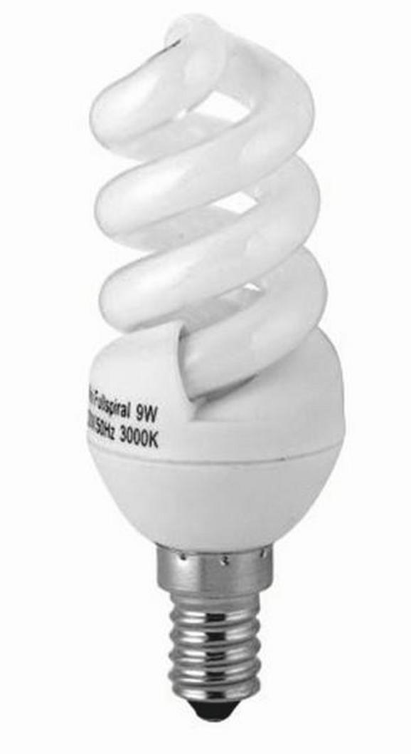 Energiatakarékos Izzó 9watt - konvencionális (3/10cm)