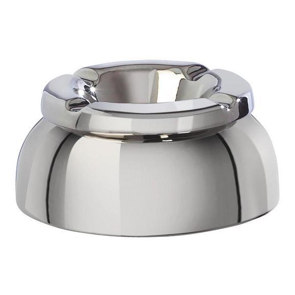 Pepelnik Ashley - srebrna, kamen (10/5.4cm) - Mömax modern living