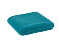Fleecedecke Trendix Smaragdgrün 130x180cm - Petrol, Textil (130/180cm) - MÖMAX modern living
