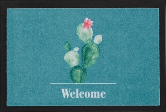 Lábtörlő Happy Cactus - Színes, Textil (40/60cm) - Mömax modern living