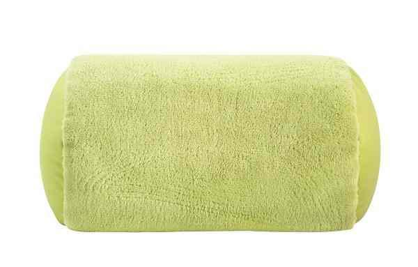 Nackenrolle Relax, ca. 20x29cm - Hellbraun/Hellgrau, Textil (20/29cm) - MÖMAX modern living