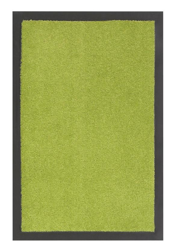 Fußmatte Eton in Grün, ca. 80x120cm - Grün, LIFESTYLE, Textil (80/120cm) - MÖMAX modern living