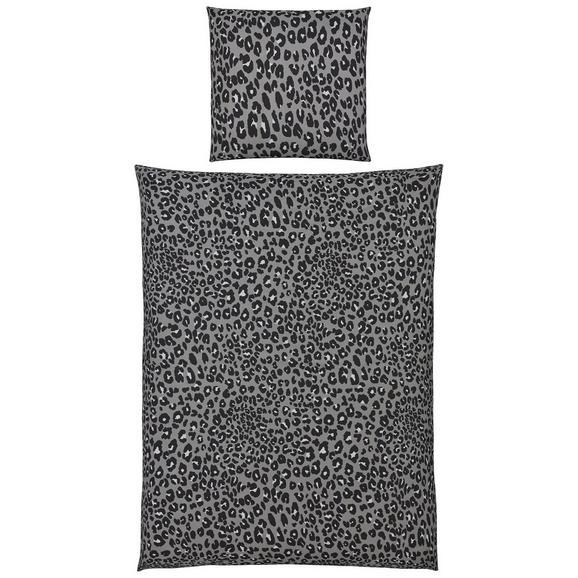 Bettwäsche Kerstin in Grau ca. 135x200cm - Sandfarben/Hellbraun, KONVENTIONELL, Textil (135/200cm) - Mömax modern living