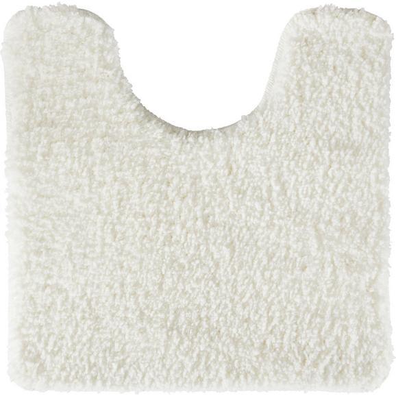 WC-PREPROGA Christina - bela, tekstil (50/50cm) - Mömax modern living