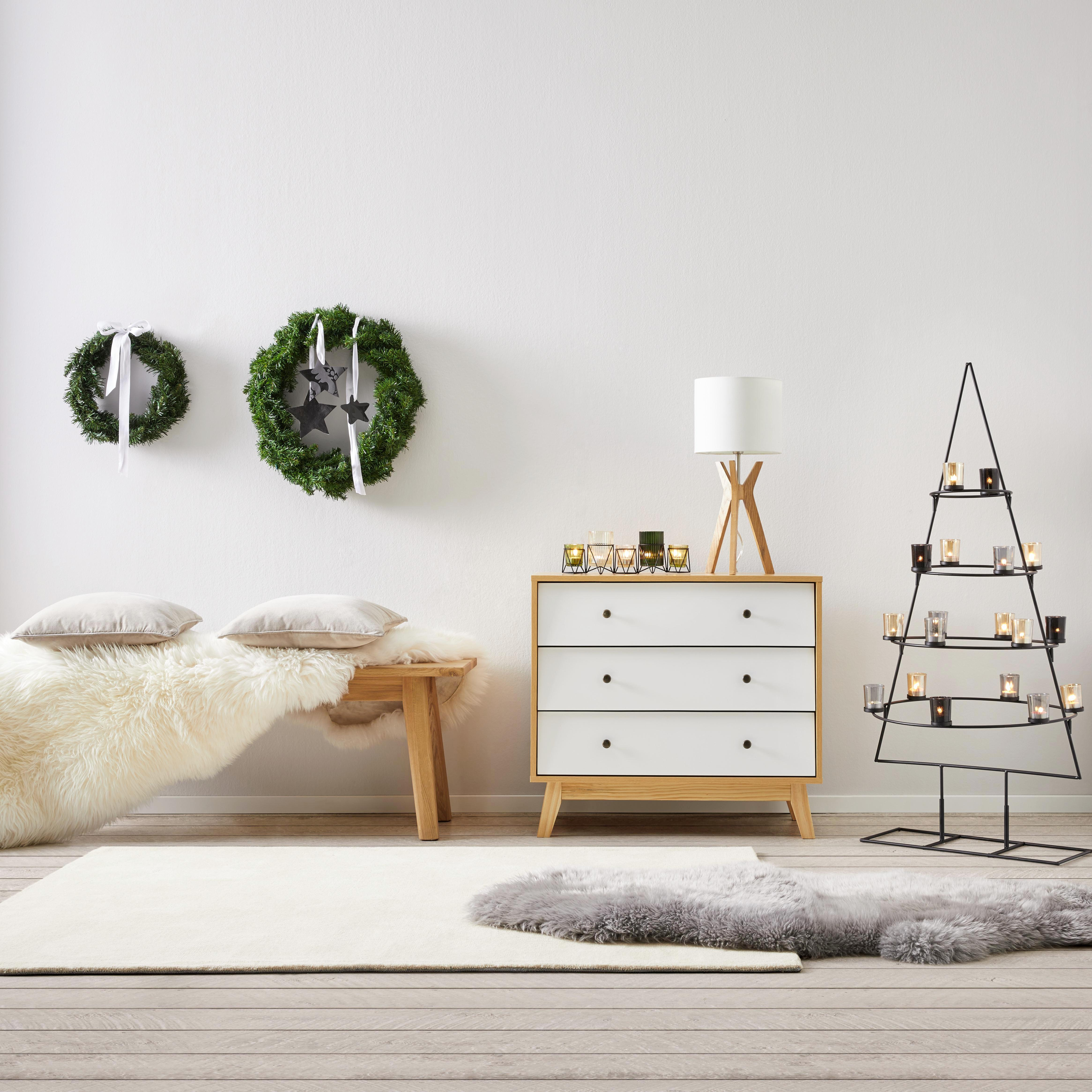 Handwebteppich Carolin 120x170cm - Naturfarben, MODERN, Textil (120/170cm) - MÖMAX modern living