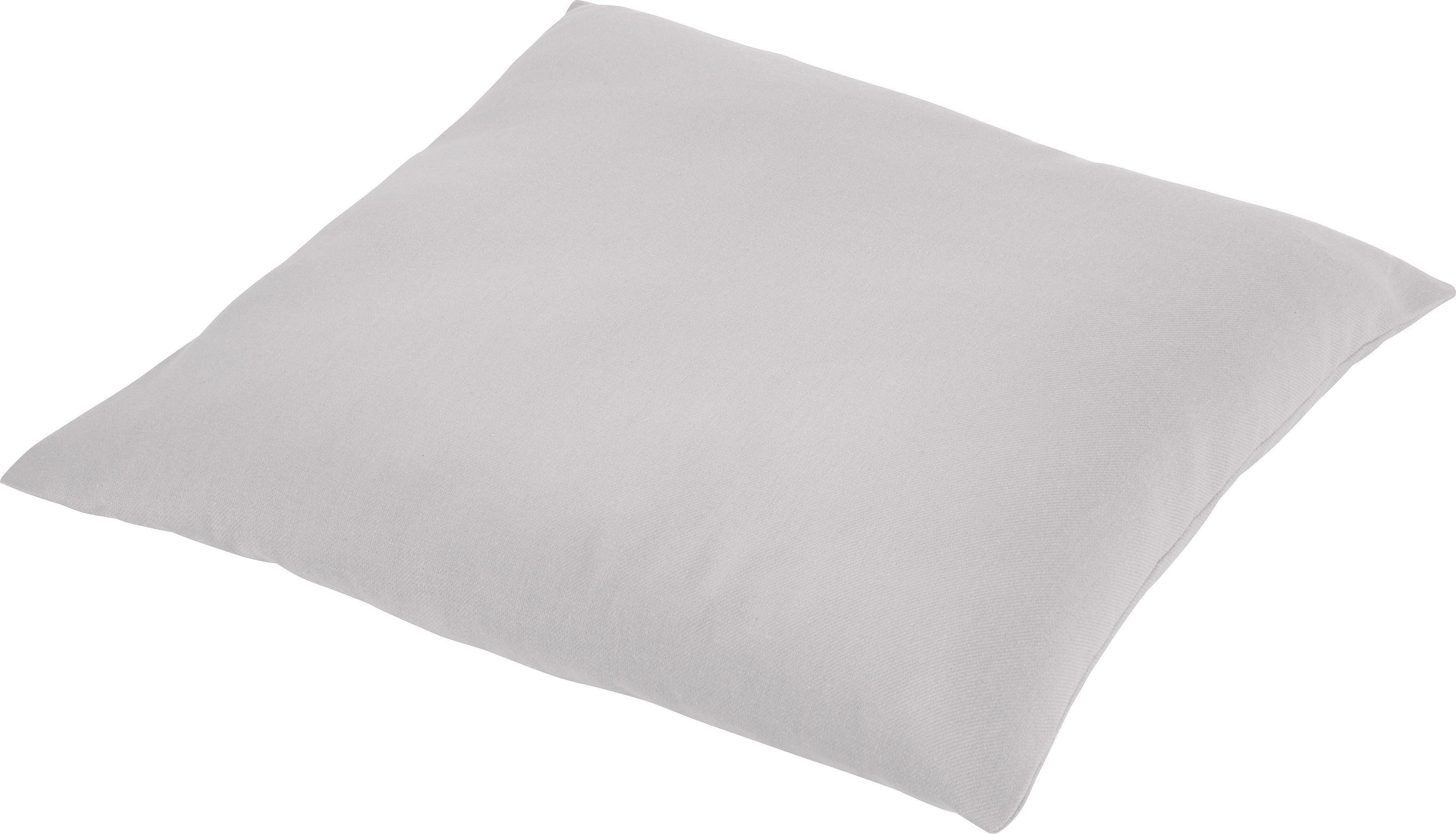 Zierkissen Diane 50x50cm - Taupe, KONVENTIONELL, Textil (50/50cm) - MÖMAX modern living