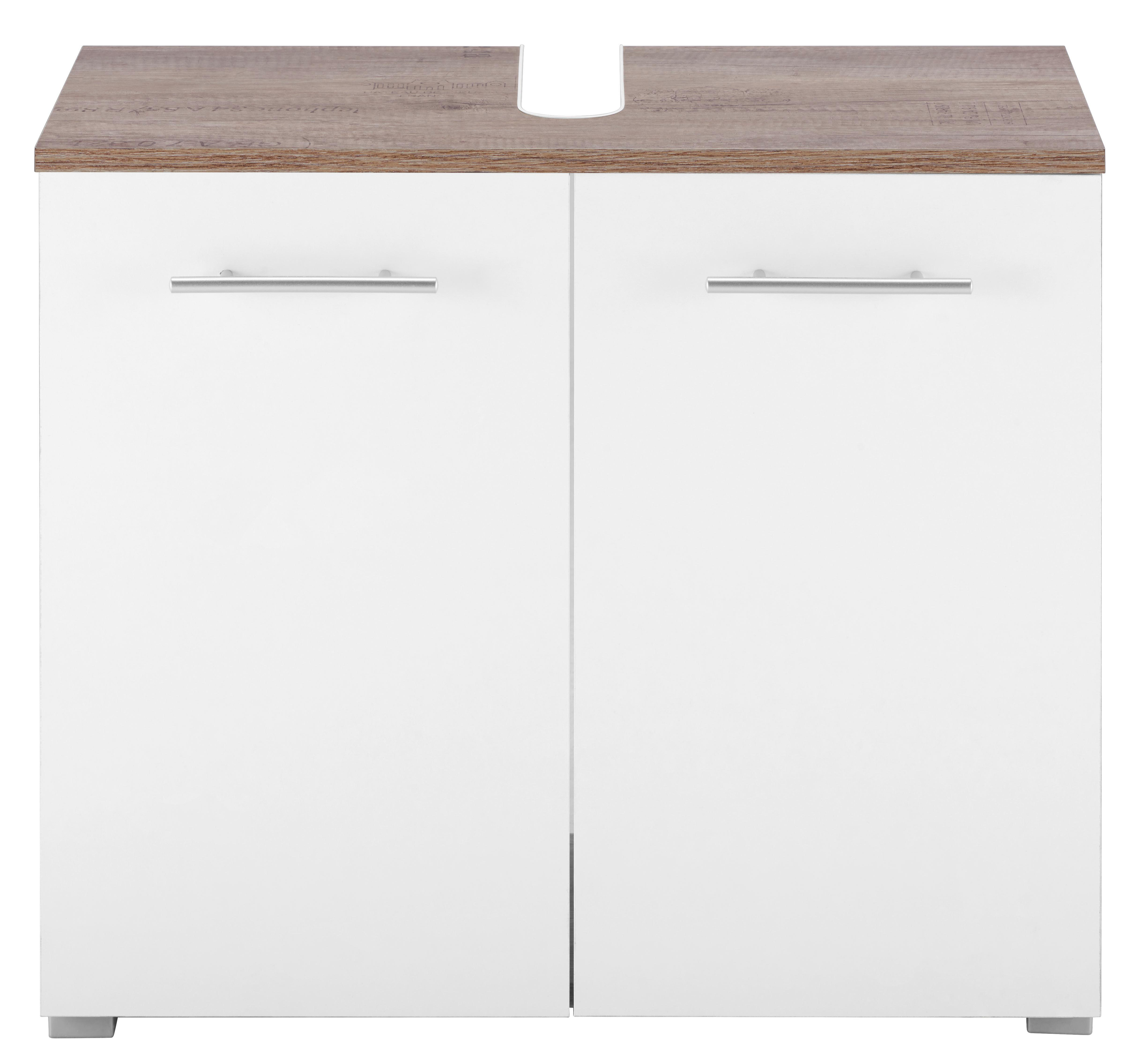 waschbeckenunterschrank weis gunstig, waschbeckenunterschrank weiß/eiche online kaufen ➤ mömax, Innenarchitektur