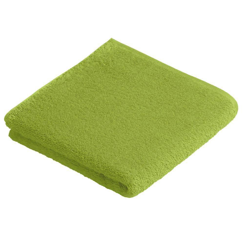 Kéztörlő Vossen New Generation - zöld, textil (30/50cm)