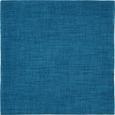 Prevleka Blazine Leinenoptik - turkizna, Konvencionalno, tekstil (40/40cm) - Mömax modern living