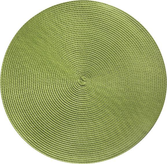 Pogrinjek Billy - zelena, umetna masa (38cm) - Mömax modern living