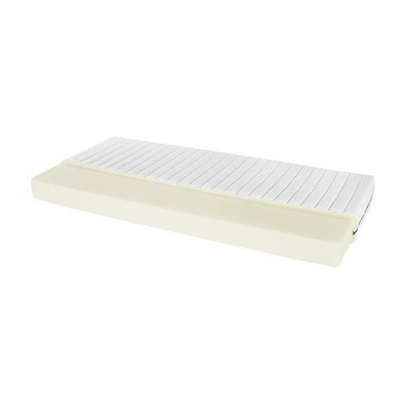 Saltea 90/200 Allergiker Plus - alb, textil (90/200cm) - Primatex