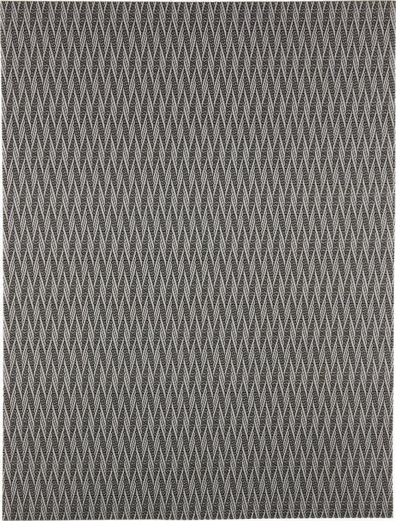Tischset Hannes in Schwarz - Schwarz, Textil (33/45cm) - MÖMAX modern living