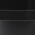 Echtwerk Abfalleimer 9 Liter mit Infrarotsensor - Schwarz, MODERN, Kunststoff/Metall (24,5/37,5cm) - Echtwerk