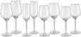 Weißweinglas Leona ca. 310ml - Klar, Glas (7,64/20,9cm) - Mömax modern living