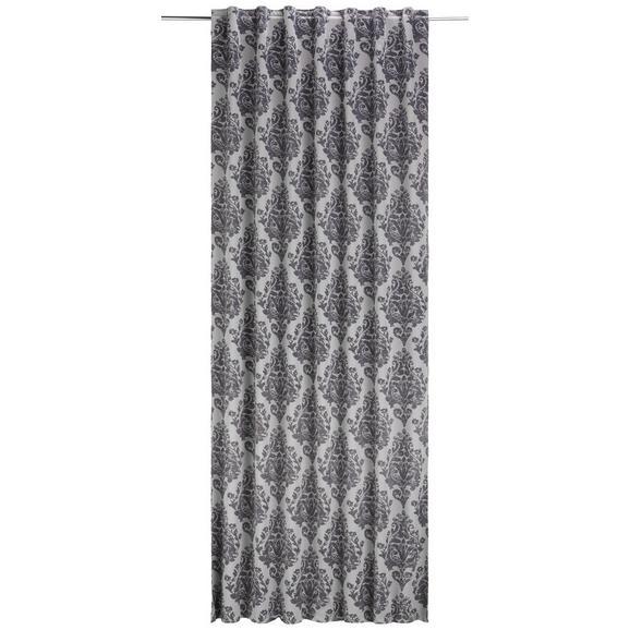 Verdunkelungsvorhang William, ca. 140x245cm - Anthrazit, LIFESTYLE, Textil (135/245cm) - Mömax modern living