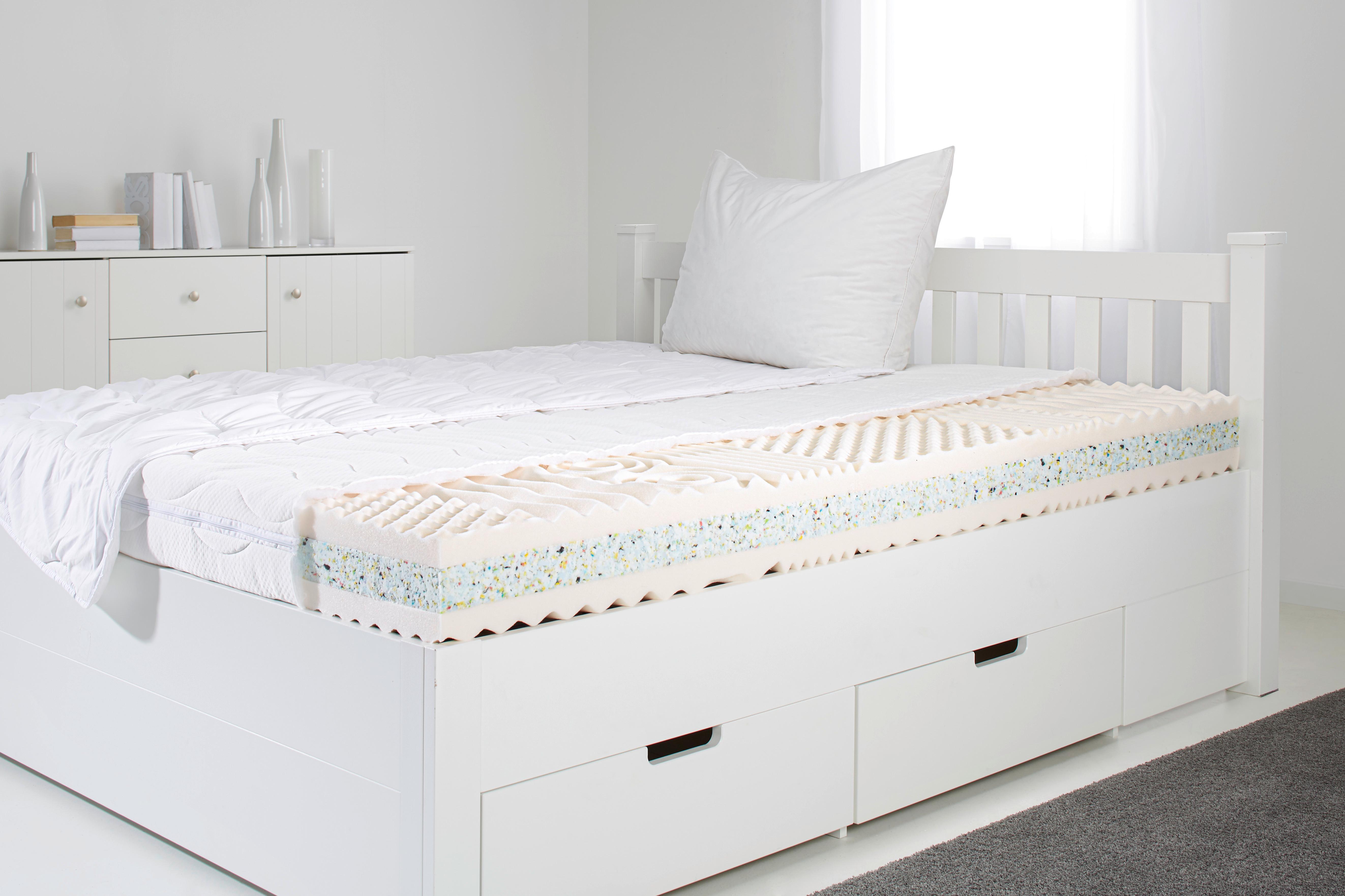 Komfortschaummatratze ca. 90x200cm   Schlafzimmer > Matratzen > Kaltschaum-matratzen   Nadana