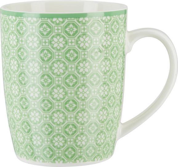 Kaffeebecher Shakti aus Porzellan - Multicolor, LIFESTYLE, Keramik (8,5/10,2cm) - Mömax modern living