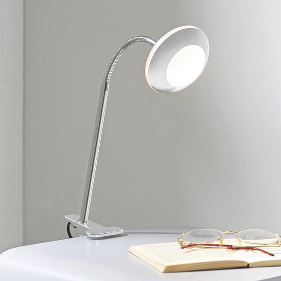 Csiptetős Lámpa Gilles - modern, Műanyag/Fém (16/10/19cm)
