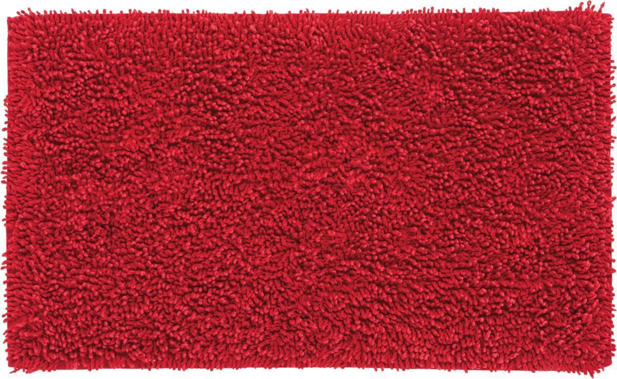 Fürdőszobaszőnyeg Loop - sárga/piros, textil (50/80cm) - MÖMAX modern living