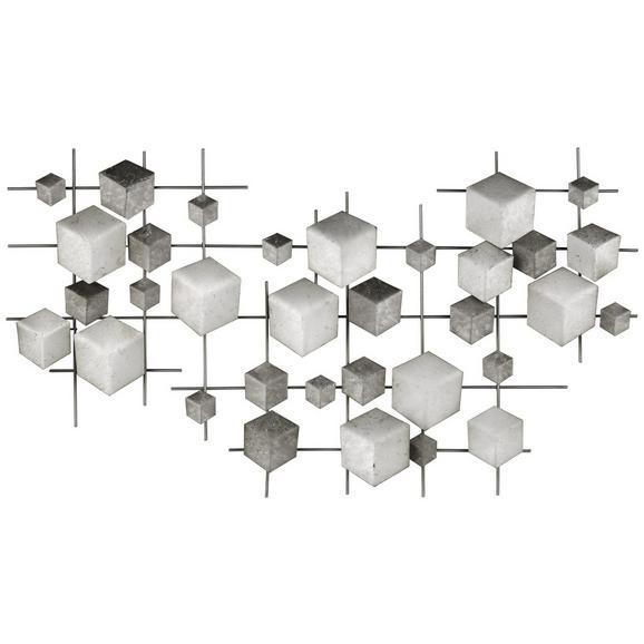 wanddeko aus metall online bestellen. Black Bedroom Furniture Sets. Home Design Ideas