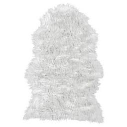Ovčja Koža Melissa - bela, Romantika, tekstil (60/90cm) - Mömax modern living