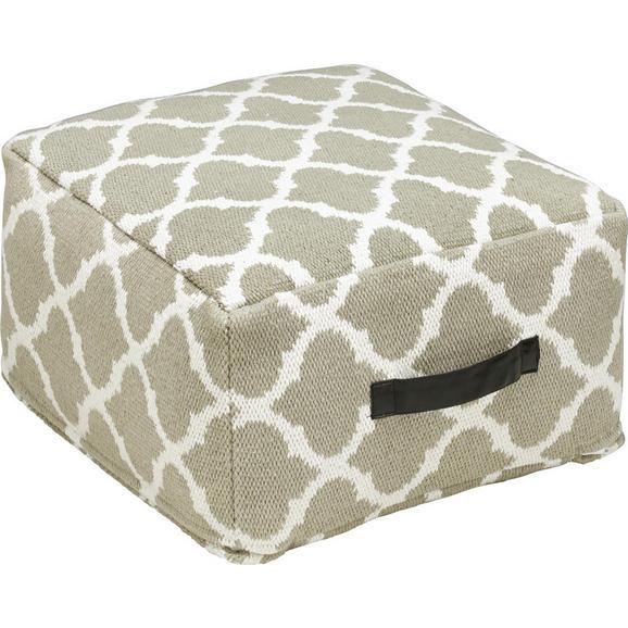 pouf ornament online kaufen m max. Black Bedroom Furniture Sets. Home Design Ideas