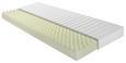 Komfortschaummatratze ca. 140x200cm - Weiß, Textil (140/200cm) - Based