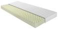Ležišče Micro H1 140/200cm - bela, tekstil (140/200cm) - Based