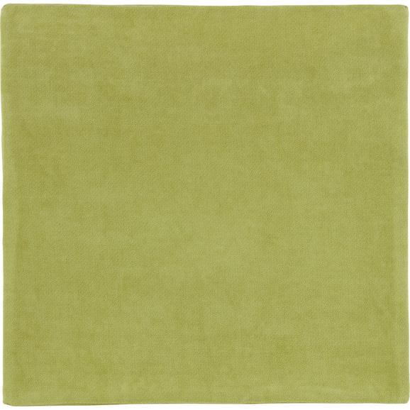 Prevleka Blazine Marit - zelena, tekstil (40/40cm) - Mömax modern living