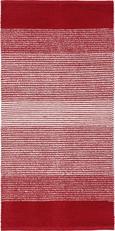 Rongyszőnyeg Malto - sötét vörös, modern, textil (100/150cm) - MÖMAX modern living
