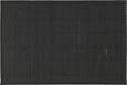 Tányéralátét Asia - Fekete, Fa (30/45cm) - Mömax modern living